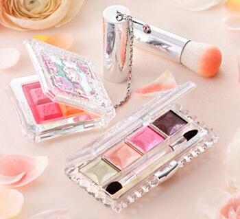 【かわいいデザイン♩】今どき見た目重視の化粧品は絶対欠かせない!のサムネイル画像