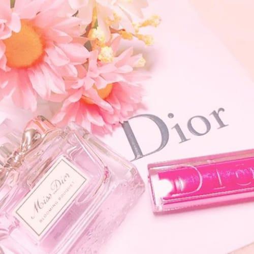 ピンクな恋が始まる!?《新作Diorピンクコスメ》の力を借りて♡のサムネイル画像