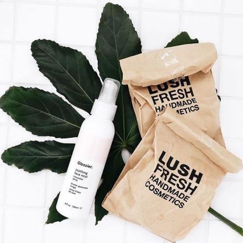 【新商品続々】《LUSH》のバレンタイン商品でふわっと香る女に♡のサムネイル画像