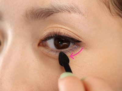 40代のための若返りアイメイク法!くすみ・たるみ知らずの目元にのサムネイル画像