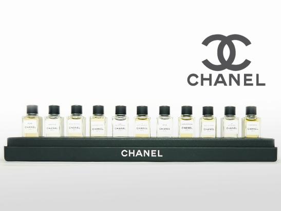 ハイブランドのミニ香水セットがびっくりするほど可愛い♪♪のサムネイル画像