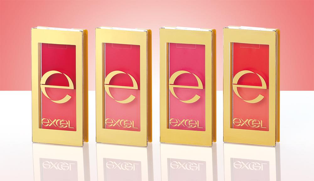 メイクアップブラン『 エクセル』のアイシャドウをご紹介しますのサムネイル画像
