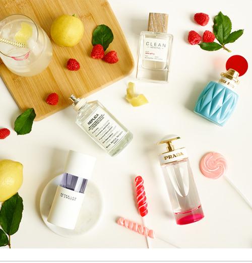【ドキッとさせたい♡】あなたの印象をもっと魅力的に。香水のつけ方講座のサムネイル画像