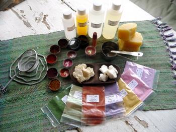 手作り化粧品の材料をアイテム別にお勧め材料成分を紹介します!のサムネイル画像