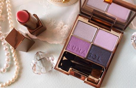 【2016年夏に使いたい紫アイシャドー】目元から色香をつくる。のサムネイル画像