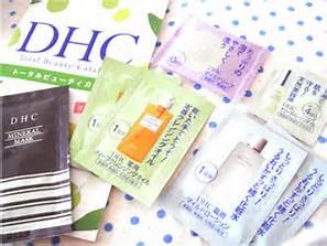 DHCの化粧品やサプリなど、使用前にサンプルがあると安心ですよねのサムネイル画像