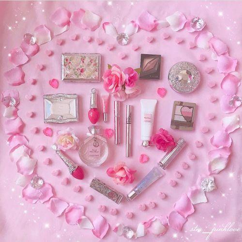 恋はカタチから?【ハートコスメ】で恋のモチベーションをあげよう♡のサムネイル画像