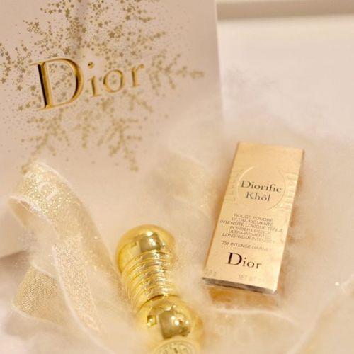 絶対GETしたい!Dior【クリスマスコフレ】がリッチ可愛い♡のサムネイル画像