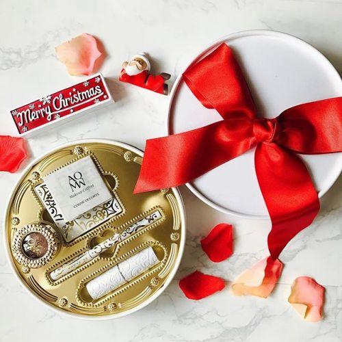 ゴージャスで華やかに♪【コスメデコルテ】のクリスマスコフレ♡のサムネイル画像