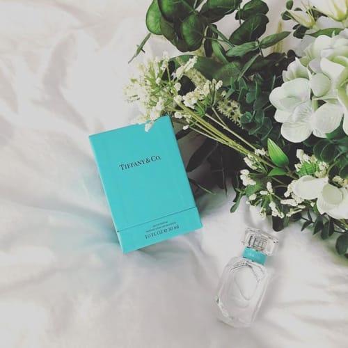 15年ぶりの新作香水♡【ティファニーオードパルファム】♪のサムネイル画像