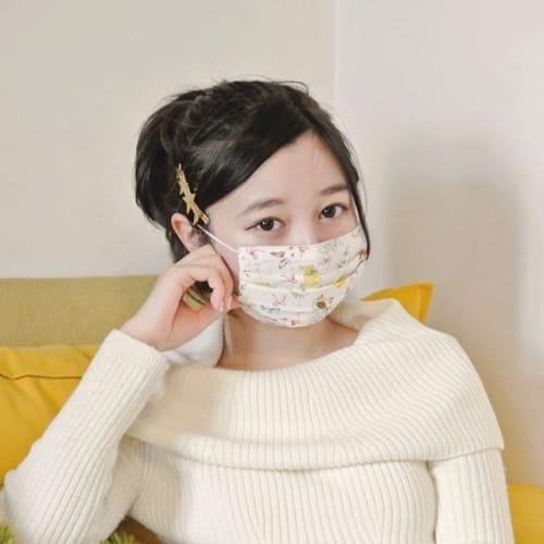 マスク姿が残念……。【マスクでも可愛くなれるチーク】の入れ方♡のサムネイル画像