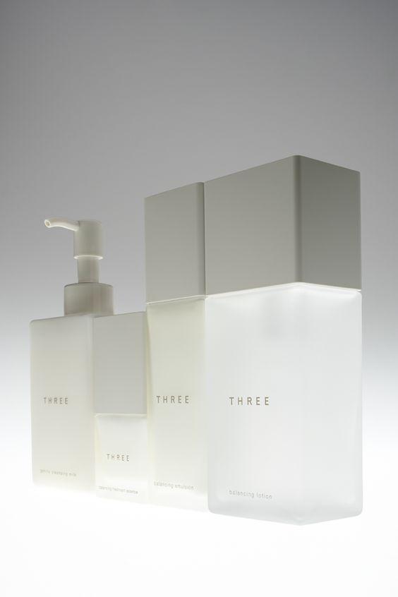 THREE(スリー)の4種の化粧水を徹底分析!成分・口コミのまとめのサムネイル画像