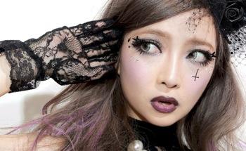 【簡単可愛い☆】ハロウィンは可愛いお化粧でもっと楽しもう♪のサムネイル画像