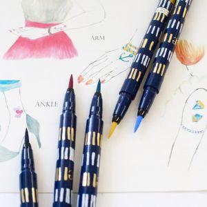 カラーアイライナーでアイメイクをもっと楽しんじゃいましょう!のサムネイル画像