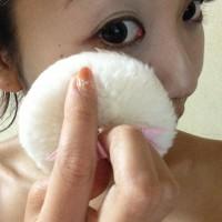 お肌に優しい♡ピジョンの固形パウダーがファンデーションに!!のサムネイル画像