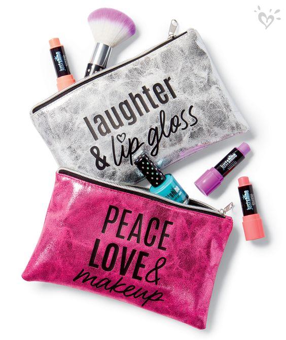 バッグの中の化粧ポーチ、いろいろおすすめをご紹介します。のサムネイル画像