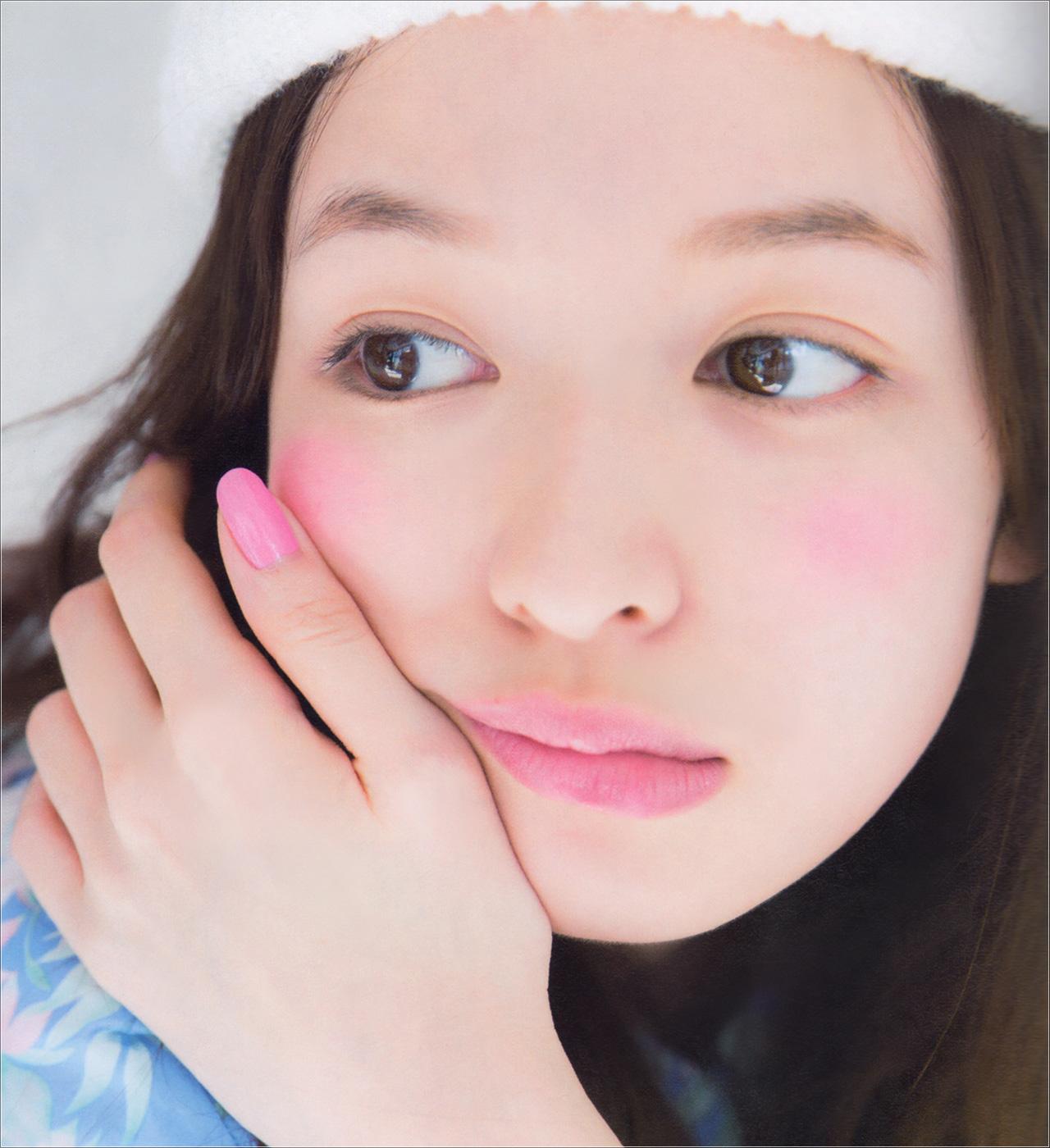 憧れの森絵梨佳さんメイクをハイライト化粧で手に入れよう。のサムネイル画像