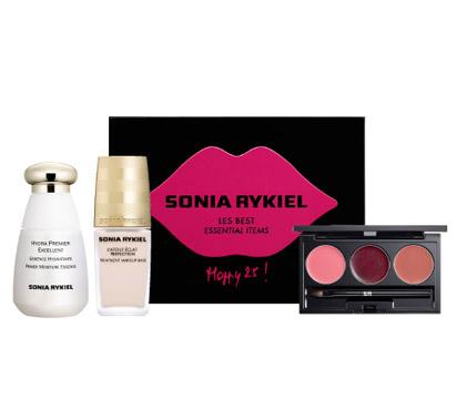 すでに幻?もう販売終了してしまった、ソニアリキエルの優秀化粧品のサムネイル画像