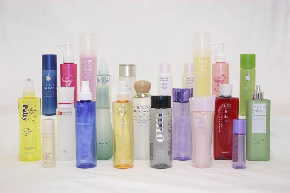 あなたの使っている化粧水の成分を化粧水の種類別に解析します!のサムネイル画像