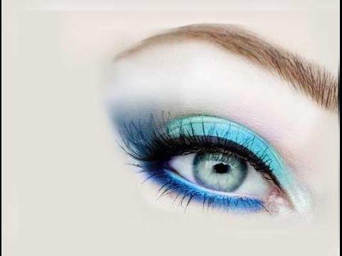 コスプレ・V系そしてドールフェイスに青・ブルー系のカラコンのサムネイル画像