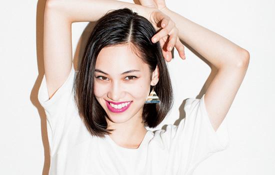 アジアンビューティーな水原希子になれる!簡単メイク方法&メイク道具紹介!のサムネイル画像