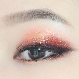 アイシャドウの色の選び方、塗り方は目の形で選びましょう!の画像